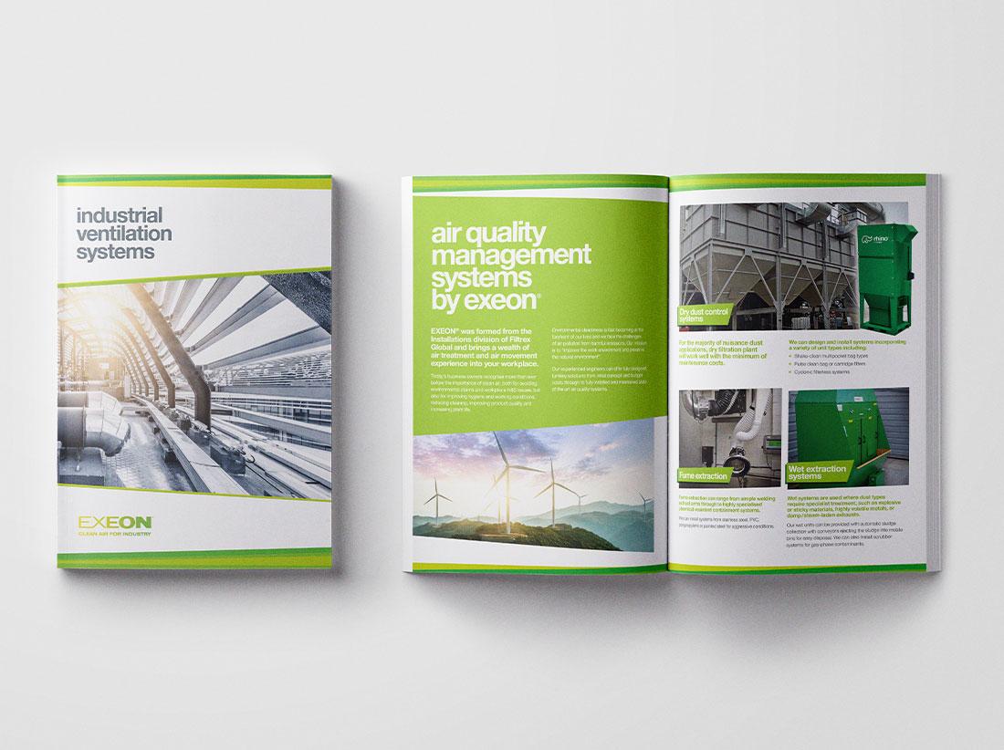 Exeon product brochure