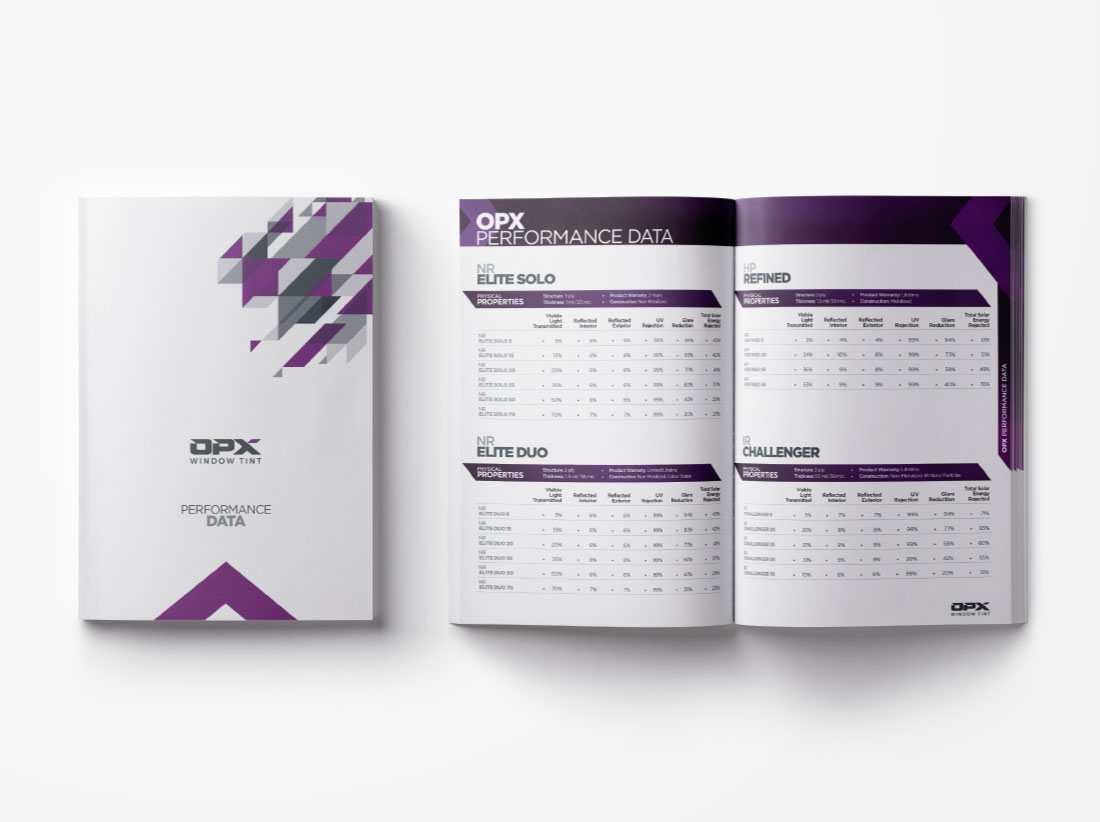 Specification Brochure