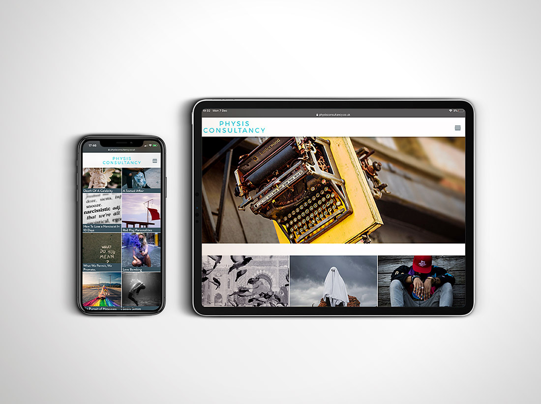 Mobile responsive design and build